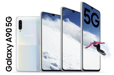 مواصفات هاتف Galaxy A90 5G من سامسونج