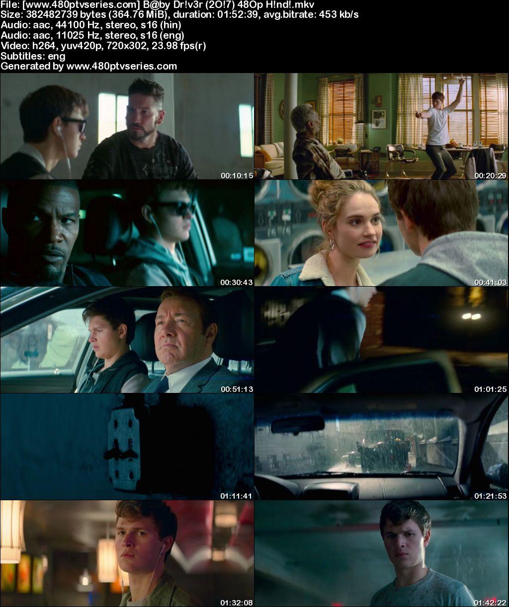Baby Driver (2017) 350MB Full Hindi Dual Audio Movie Download 480p Bluray Free Watch Online Full Movie Download Worldfree4u 9xmovies
