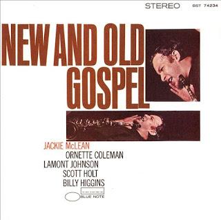 Jackie McLean - New and old gospel