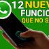 12 Nuevos Trucos de WhatsApp Que No Conocías!