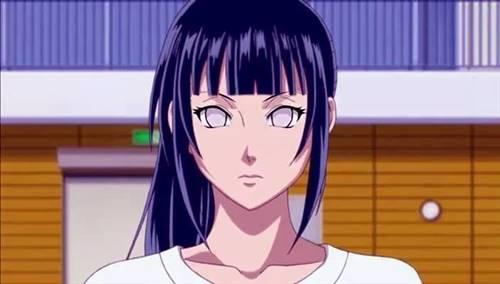 karakter anime berdada besar seksi