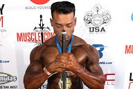 Felipe Franco é campeão Men's Physique Pro do Los Angeles Grand Prix 2018