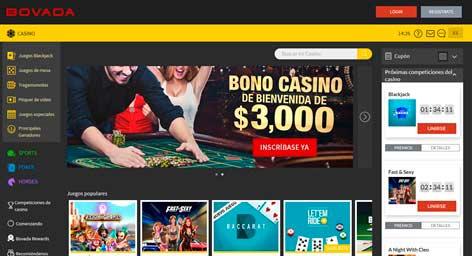 Juegos de casino en línea: ¡juegue al blackjack, tragamonedas y mucho más!