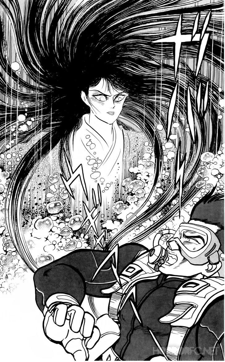 Mist Story chapter 7 trang 22