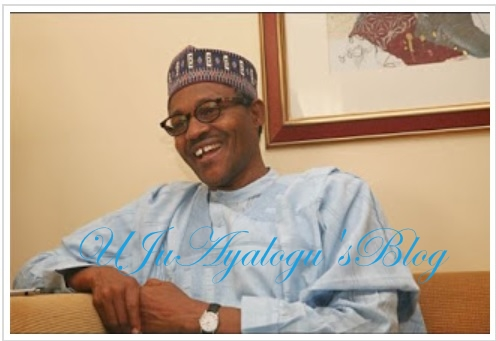 I am not very good at making money- Buhari