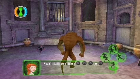 Download Ben 10 Ultimate Alien Cosmic Destruction PPSSPP Iso Cso Highly Compressed