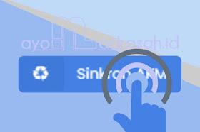 Solusi Tombol Sinkron AKM di Emis Monitor Tidak Muncul