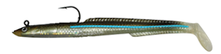 The most popular English soft lure for bass
