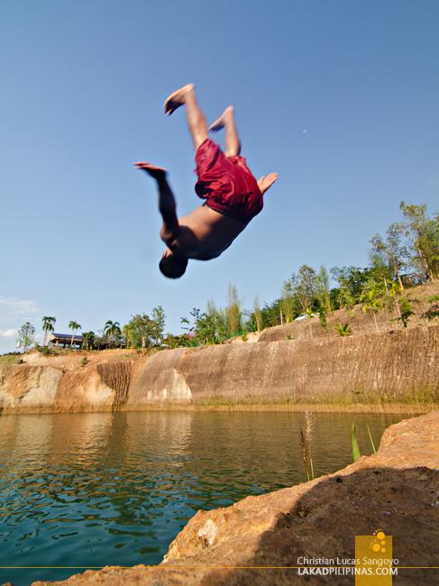 Chiang Mai Grand Canyon Hang Dong Cliff Jumping