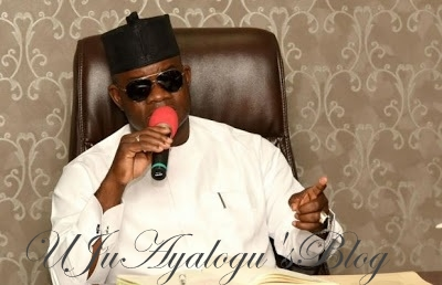 Assassination Attempt: I have nothing to say – Governor Bello replies Dino Melaye