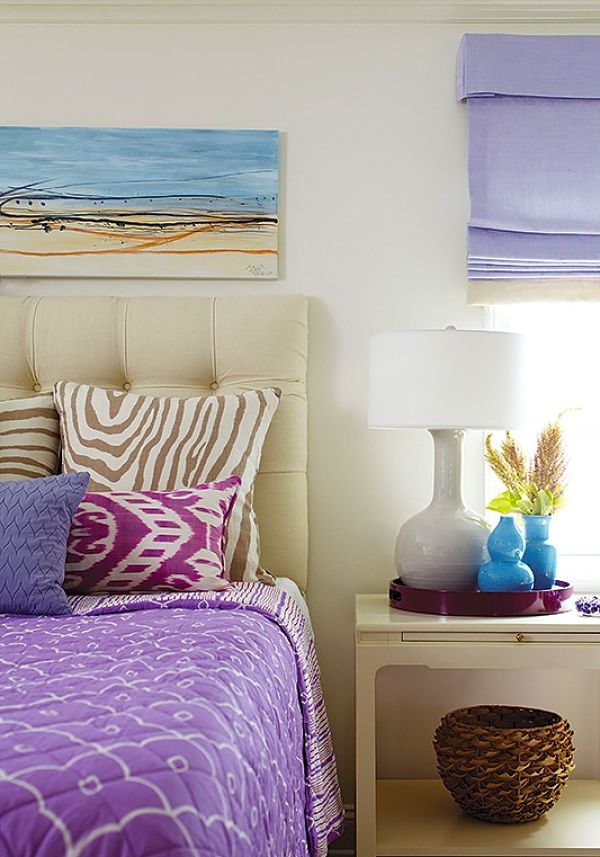 Bedrooms Decoration With Lots of Colors Combination - Best Colors Combination 4