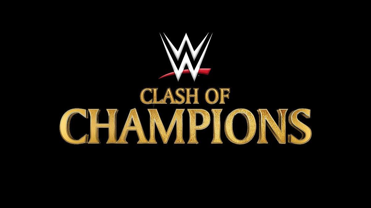 WWE revela a data do Clash of Champions