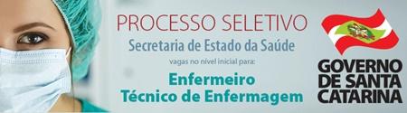 Concurso SES-SC 2017