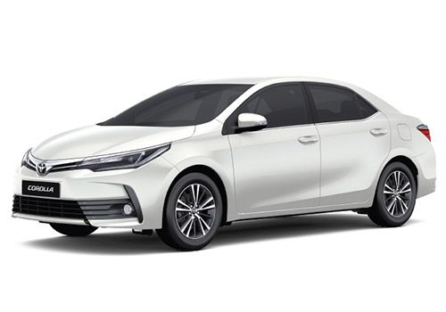 List of Toyota Corolla Altis Types Price List Philippines
