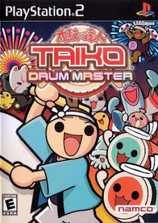 Taiko Drum Master PS2 ISO Download