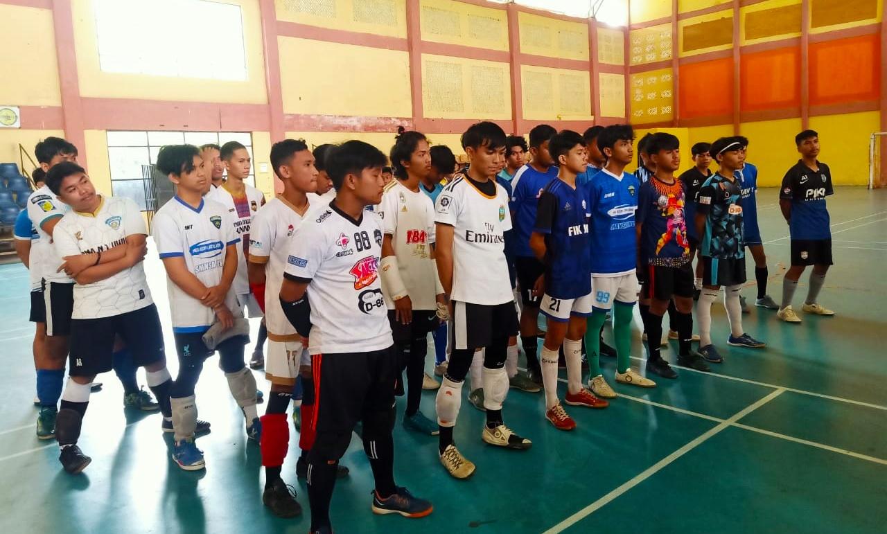 23 Pemain Futsal Luwu Lolos Seleksi Pra Porprov, Berikut Nama-namanya
