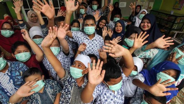 Libur Idul Fitri dan SIswa Kembali Bersekolah 2 Juni