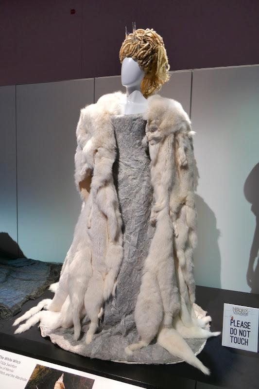 Tilda Swinton Lion Witch Wardrobe Jadis costume