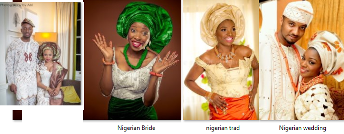 Nigerian Wedding Dresses, Latest Trends-7452