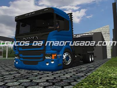 18 wheels of steel haulin caminhoes brasileiros