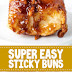 Super Easy Sticky Buns #dessert #stickybeans