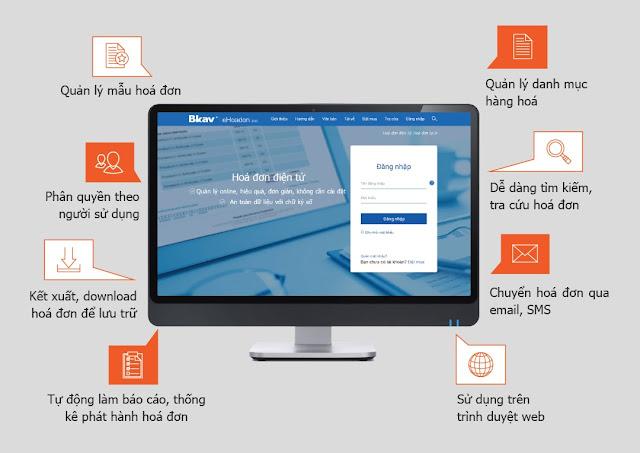 Hướng dẫn đăng ký hóa đơn điện tử Bkav-ehoadon