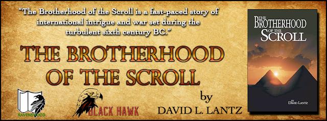 http://ravenswoodpublishing.blogspot.com/p/the-brotherhood-of-scroll-by-david-l.html