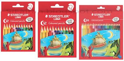 Pensil Warna Yang Bagus Untuk Menggambar