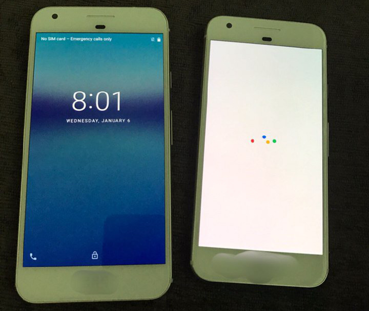 Smartphone Google Pixel Accidental 'Leak' Through Advertising?