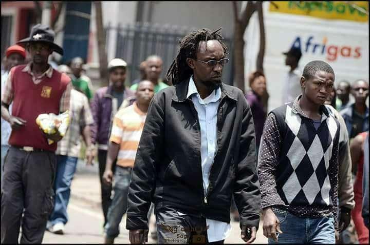 Nairobi Business Community Mungiki Moses Kuria
