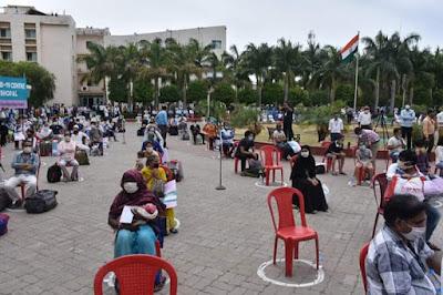 भोपाल : चिरायु अस्पताल से आज 108 मरीज डिस्चार्ज हुए ,अब तक यहां कुल 1000 मरीज हुए स्वस्थ, पढ़िए पूरी रिपोर्ट / Bhopal News