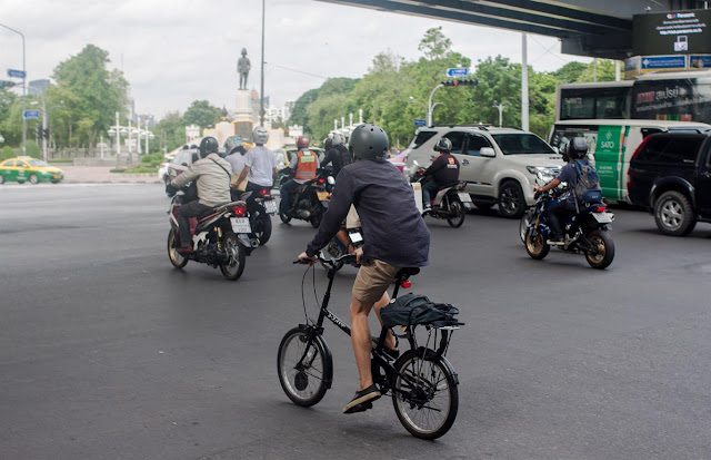 Follow traffic laws