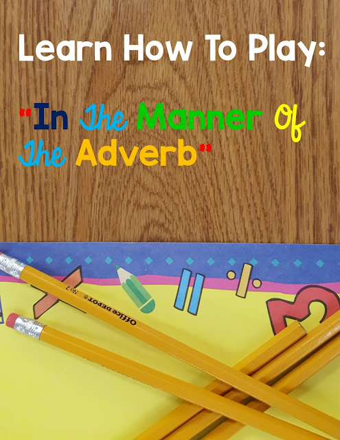 Have Fun Learning With This Adverb Game!