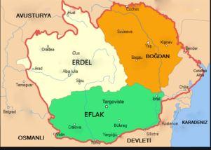 Osmanlıda Memleketeyn bölgeleri nerelerdir