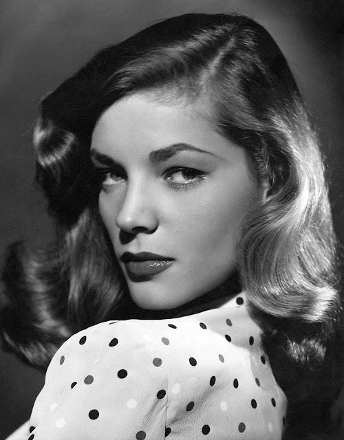 1944. Lauren Bacall - publicity photo for Warner Bros. by Bert Six