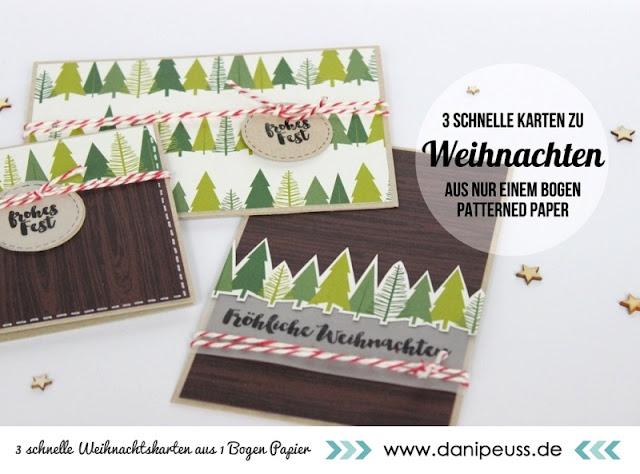 http://www.danipeuss.de/anleitungen-und-tipps/karten/2980-3-schnelle-weihnachtskarten-aus-einem-bogen-designpapier