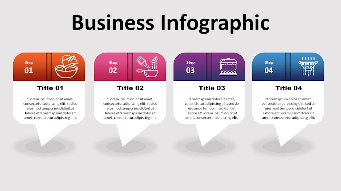 09 infographics templates for business - So easy way to do it with powerpoint