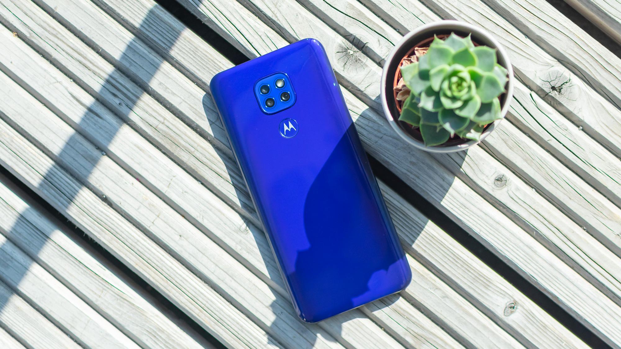 Spesifikasi dan Harga Motorola Moto G9 Play