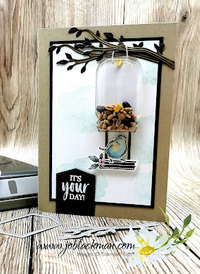 Freed as a Bird, Stampin' Up!