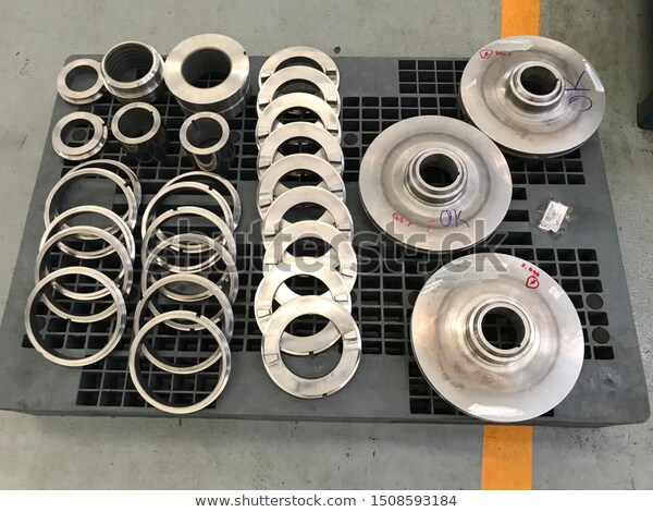 Basic use of wearing rings in centrifugal pump