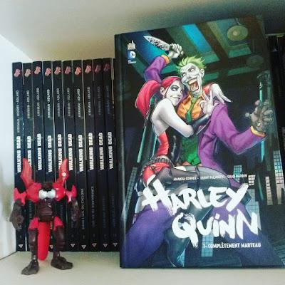 Harley Quinn, tome 1 d'Amanda Conner et Jimmy Palmiotti : ça déménage à Gotham !