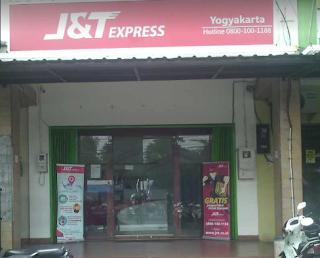 Alamat agen J&T Express di Jogjakarta