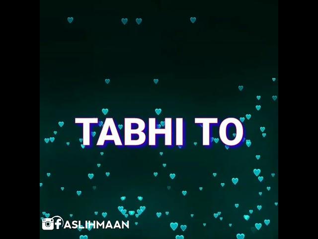 StatusMobi.Com | Aankhon Aankhon Mein Basa Liya Status | Yo Yo Honey Singh Whatsapp Status Videos