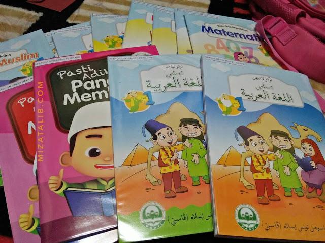 Selesai Balut Buku Cik Qilah , tips balut buku kemas, balut buku elak buku rosak