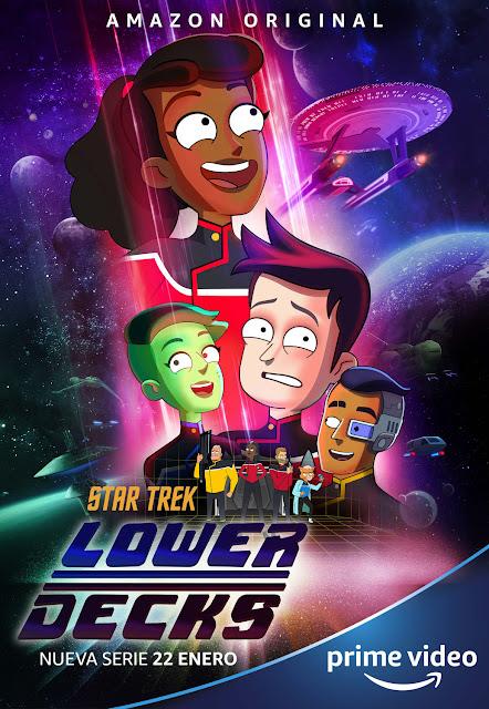 Cartel Star Trek: Lower Decks