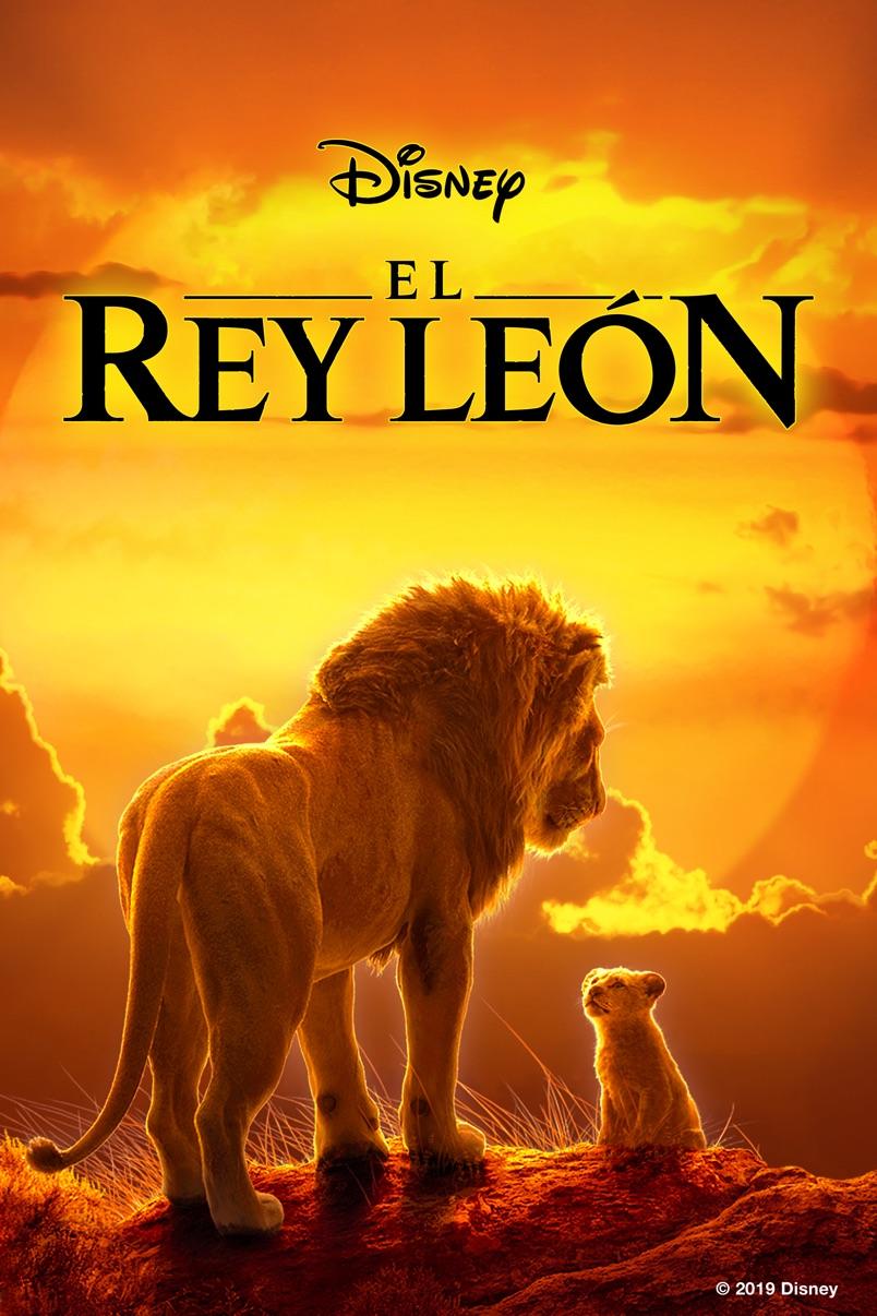 El Rey León (2019) REMUX 1080p Latino