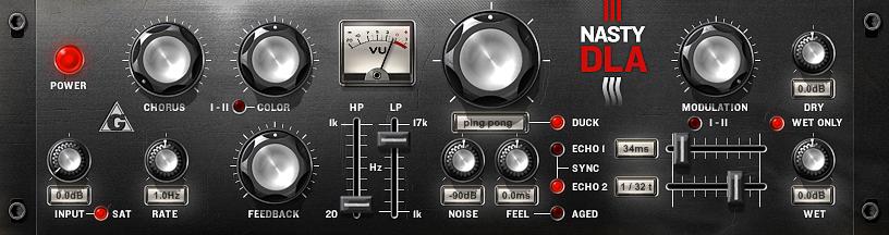 Nasty DLA MK II by Variety of Sound VST Plugin Download