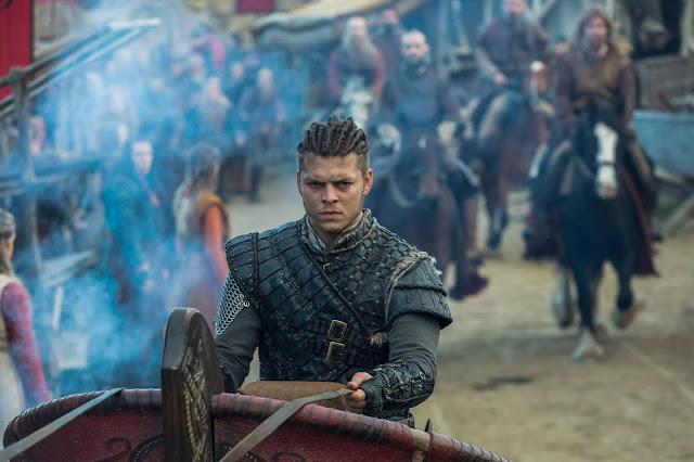 vikings, wikingowie, sezon 5B, ivar boneless, kanał history, recenzja serialu