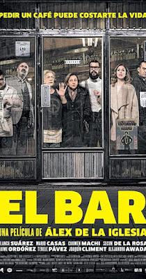 Crítica - El Bar (2017)