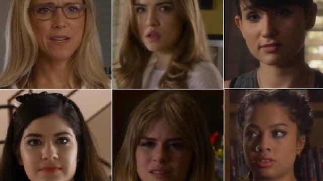 La primera chica que muere en la 2ª temporada nos ha dejado pistas del asesino